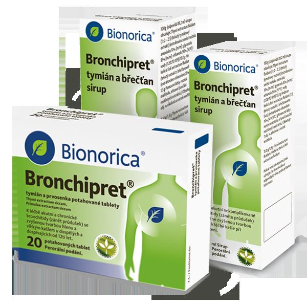 Bronchipret<sup>®</sup>