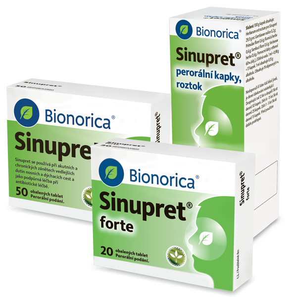 Sinupret<sup>®</sup>