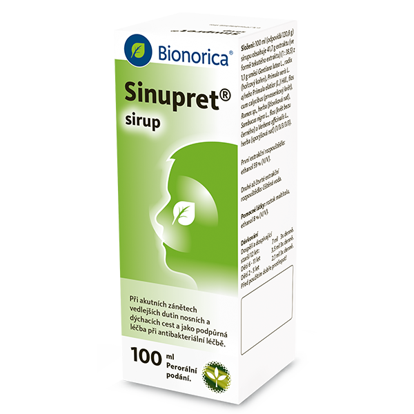Sinupret<sup>®</sup> sirup